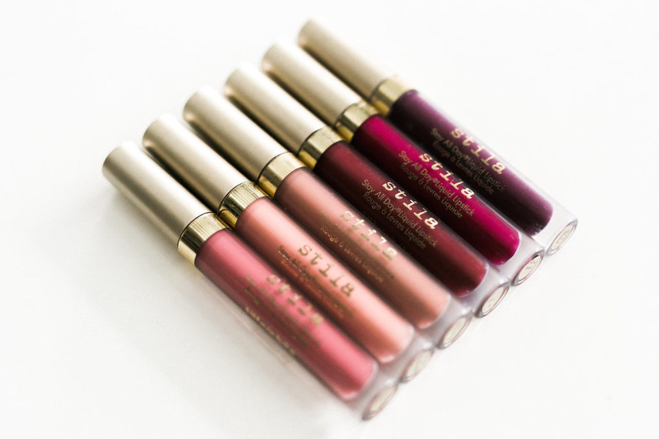 Stila lip stains