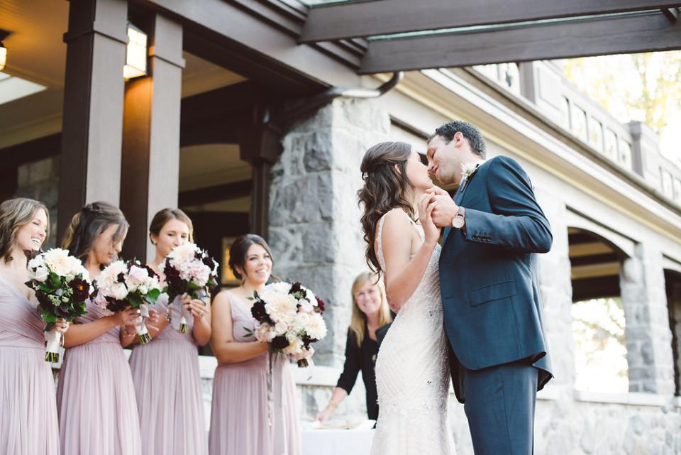 Jackie and Brett - October Wedding