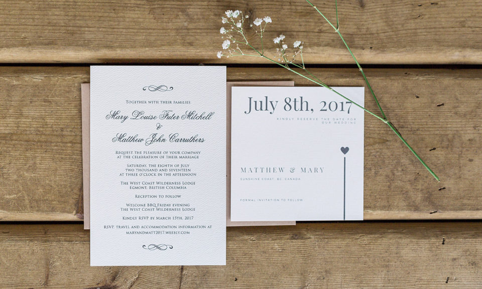 A Classic Sunshine Coast Wedding | Denise Elliott Beauty Co.