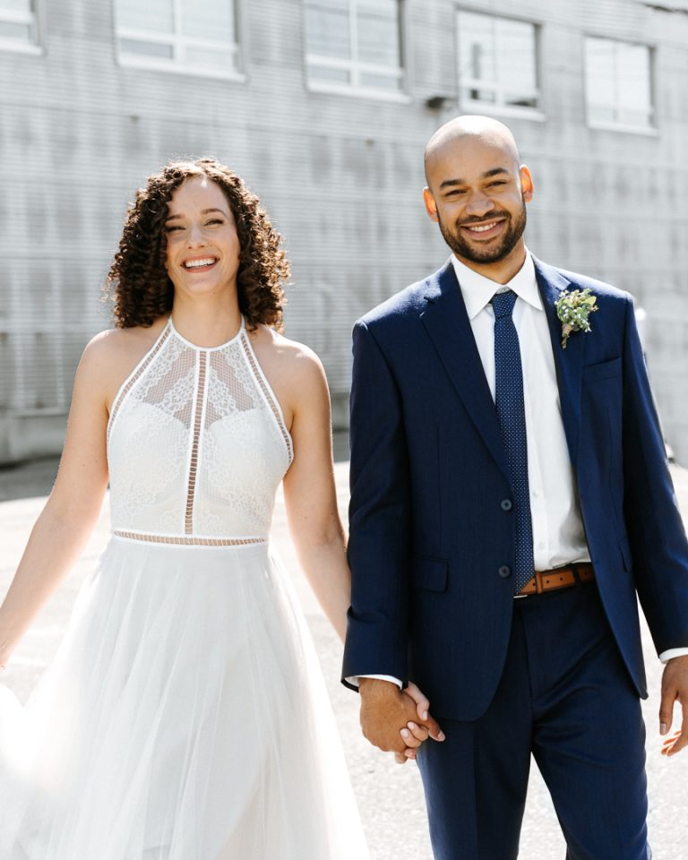 Kelsey & Dave | The Bride & Groom