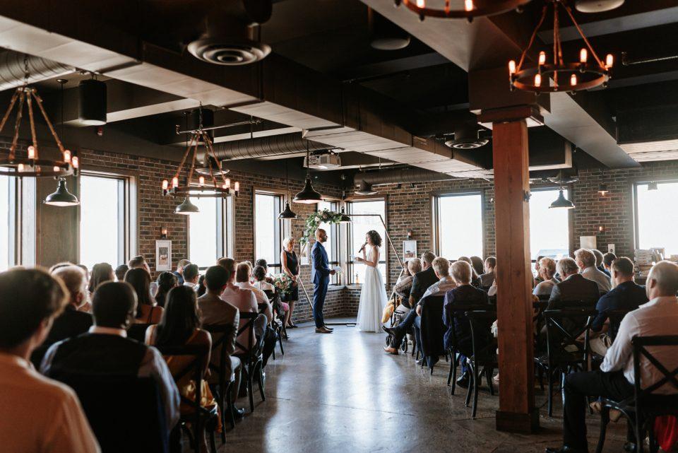 Kelsey & Dave Wedding Ceremony
