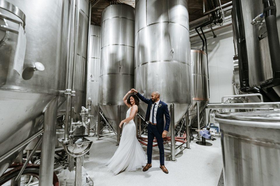 Kelsey & Dave Wedding Photoshoot