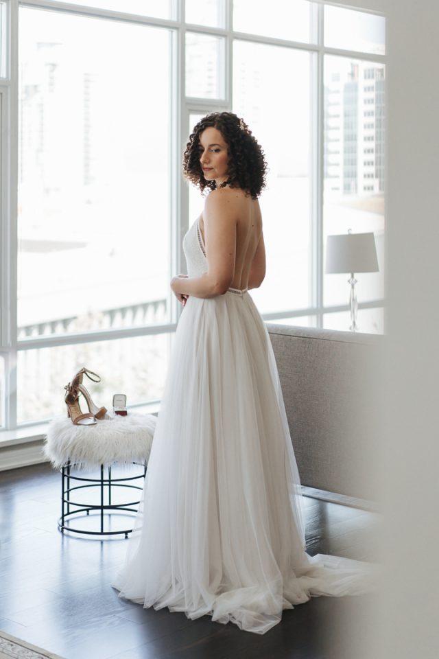 The Bride - Kelsey