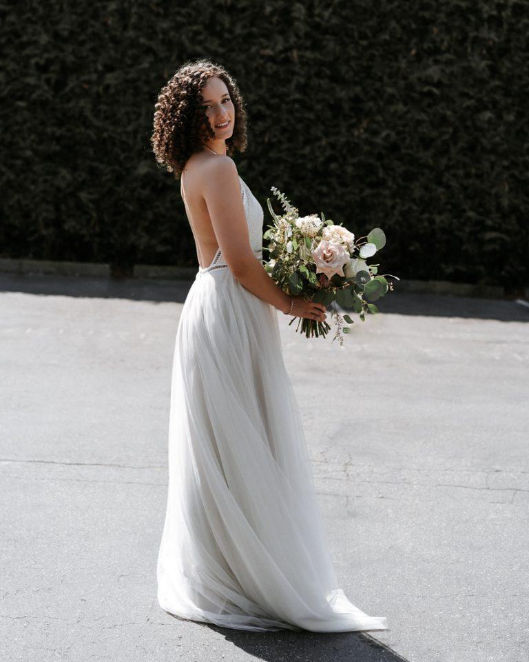 Kelsey - The Bride